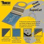 10x Sabrecut Sck10bm bi-métal Lames pour Fein Supercut et Festool Vecturo Outil multifonction oscillant Multi outil Accessoires de la marque SabreCut image 1 produit