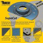 10x Sabrecut Sck10bm bi-métal Lames pour Fein Supercut et Festool Vecturo Outil multifonction oscillant Multi outil Accessoires de la marque SabreCut image 2 produit
