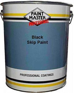 20L NOIR Peinture Antirouille Fer Industrielle Brillant à Base d'huile - Bennes - Conteneurs - de la marque paint master image 0 produit