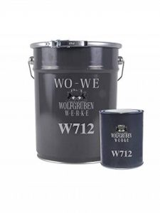 2K Peinture pour carrelage murs WO-WE W712 Anthracite-gris 5Kg de la marque Wowe image 0 produit