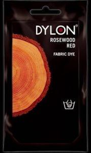 2x Couleur Dylon Teinture rouge Palissandre 50g Lavage à la main Vêtements en tissu teinture de la marque Spotless Punch image 0 produit