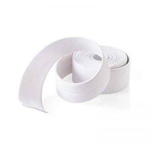 3.2mx3.8cm anti-moisissure résistant cuisine bande d'étanchéité étanche salle de bain stickers muraux auto-adhésif baignoire bande d'étanchéité de la marque Delicacydex image 0 produit