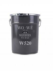 5L Nano Peinture Façade Extérieure - SÉLECTION DES COULEURS - Auto-Lavable Peinture WO-WE W520   RAL 9010 Blanc pur - 5 Litres de la marque Wowe image 0 produit