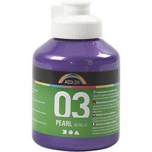 A-Color Métallique, violet, 03 - Métallique, 500 ml de la marque A-Color image 0 produit