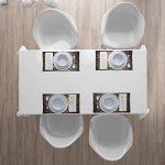 ABAKUHAUS Graffiti Urbain Set de Table, Peinture Surréaliste, Tissu Lavable pour la Cuisine et Le Dessus de Table de Salle à Manger, Multicolore de la marque ABAKUHAUS image 3 produit