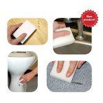 ABBEY Lot de 10 éponges magiques pour enlever les marques et taches sans produits chimiques de la marque ABBEY image 2 produit
