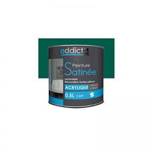 Addict - Peinture acrylique de décoration Satinée 0,5 L - Amazone - ADD112712 - Addict de la marque RECA image 0 produit