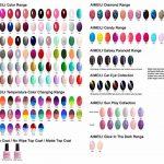 AIMEILI Soak Off UV LED Nude Pastel Vernis à Ongles Gel Semi-Permanent Lot Color Mix/Multi-Colored Kit Set Ensemble de Couleurs 6 X 10ml - Set 22 de la marque AIMEILI image 3 produit