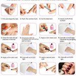 AIMEILI Soak Off UV LED Nude Pastel Vernis à Ongles Gel Semi-Permanent Lot Color Mix/Multi-Colored Kit Set Ensemble de Couleurs 6 X 10ml - Set 22 de la marque AIMEILI image 4 produit
