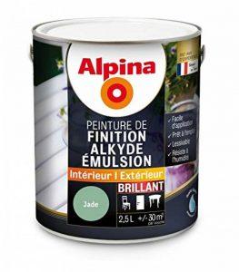 ALPINA - Peinture Alpina Alkyde émulsion 2,5L Brillant - Brillant, Jade de la marque Alpina image 0 produit