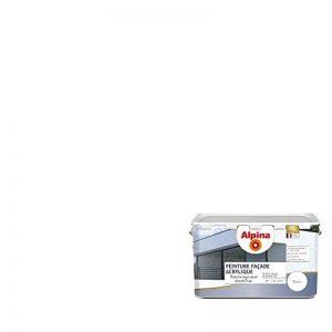 ALPINA Peinture façade - Acrylique - Garantie 5 ans - Mat Blanc 2,5L 23m² de la marque Alpina image 0 produit