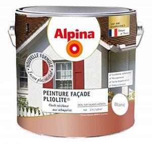 ALPINA Peinture façade - Pliolite - Garantie 5 ans - Mat Blanc 2,5L 20m² de la marque Alpina image 0 produit