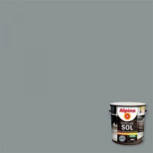 ALPINA Peinture Sol - Satin Gris Foncé 2,5L 25m² de la marque Alpina image 0 produit