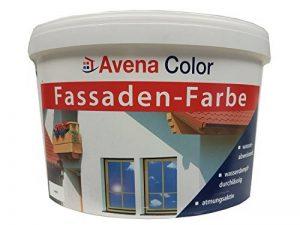 Avena Color Façade couleur 10L Blanc Couleur Couleur extérieure de la marque Avena image 0 produit