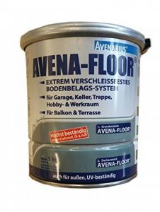 avenarius Avena Système de Floor Plaque de sol 1kg Garage Revêtement de sol coloris gris beige de la marque AVENARIUS image 0 produit