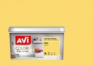 AVI - COLORE TOUTES PIECES - Haut Pouvoir Opacifiant - Satin - 2,5L - Pistil de la marque Avi image 0 produit