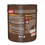 AVI - PERFORM ACTIV BOIS - Peinture Anti-pluie pour Boiseries Extérieures - Satin - Brun Normand de la marque Avi image 1 produit