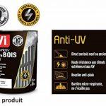 AVI - PERFORM ACTIV BOIS - Peinture Anti-pluie pour Boiseries Extérieures - Satin - Brun Normand de la marque Avi image 3 produit