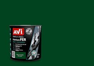 AVI - PERFORM ACTIV FER - Peinture Anti Corrosion - Brillant - Vert Clôture Brillant de la marque Avi image 0 produit