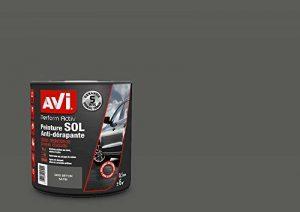AVI - PERFORM ACTIV SOL - Peinture Anti Dérapante - Satin - Gris Béton de la marque Avi image 0 produit