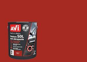 AVI - PERFORM ACTIV SOL - Peinture Anti Dérapante - Satin - Tomette de la marque Avi image 0 produit