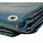 Bâches Direct 150 g/m² - 4 x 5 m - bache plastique - bache exterieur - bâches étanches - bache bois - protection peinture de la marque Bâches-Direct image 2 produit
