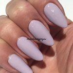 Bluesky - Vernis à ongles pastel,touche de lilas (A90), gel à séchage UV et LED livré avec 2 lingettes à lustrer LuvliNail de la marque Bluesky image 1 produit
