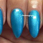 Bluesky WR05 Vernis à ongles gel UV LED soak off + 2 lingettes brillantes Home Beauty Foryou WR05 Vert turquoise foncé effet métallique de la marque Bluesky image 2 produit