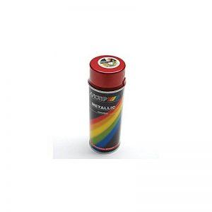 BOMBE DE PEINTURE MOTIP PRO METAL ROUGE spray 400ml (04045) de la marque N/D image 0 produit