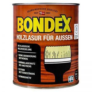Bondex lasure pour bois pour extérieur incolore 0,75 l de la marque Bondex image 0 produit