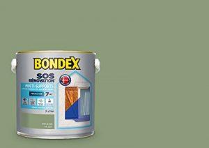 BONDEX - SOS RENOVATION Peinture Multi-Supports - Peinture qui Masque et Prévient les Microfissures - Satin de la marque Bondex image 0 produit