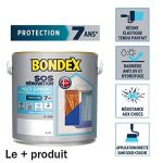BONDEX - SOS RENOVATION Peinture Multi-Supports - Peinture qui Masque et Prévient les Microfissures - Satin de la marque Bondex image 1 produit