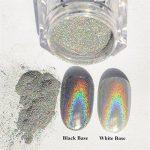 Born Pretty Poudres Holographiques Laser Effet Arc en Ciel Nail Art Pigment Chrome #0.5g de la marque Born-Pretty image 2 produit