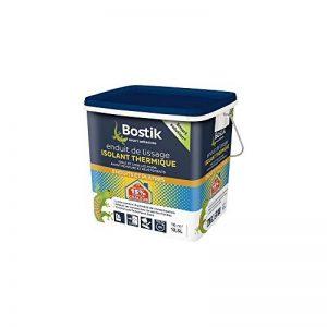 Bostik Enduit de Lissage isolant thermique - Seau de 12, 5L de la marque Bostik image 0 produit