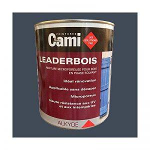 CAMI Peinture Alkyde LEADERBOIS Gris fer de la marque Cami image 0 produit