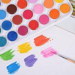 Conda - Ensemble de peinture aquarelle fondamentale de la marque Conda image 3 produit