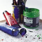Couleur acrylique, 118ml, Basics, de Liquitex, Résine acrylique, Titanweiß, Acrylfarbe - 250ml Tube de la marque Liquitex image 2 produit