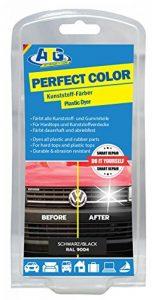 Couleur Plastique Pvc Caoutchouc Cuir et Cuir Synthétique Teinture Concentré Couleur Noir (Emballage Assorti) de la marque ATG image 0 produit