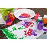 Crayola - 54-1205-e-000 - Kit De Loisirs Créatifs - 10 Pots De Peinture - Lavable de la marque Crayola image 1 produit