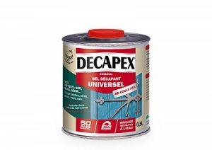 Décapant gel Universel, Decapex - 0,5L de la marque Decapex image 0 produit