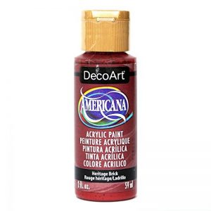 Deco Art Americana Peinture acrylique multi-usages, patrimoine Brique de la marque Deco Art image 0 produit