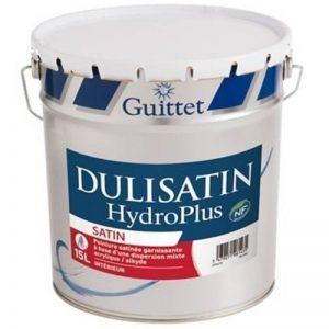 DULISATIN HYDROPLUS - GUITTET - Peinture satinée garnissante Blanc - Satiné 15.00Litre de la marque Guittet image 0 produit