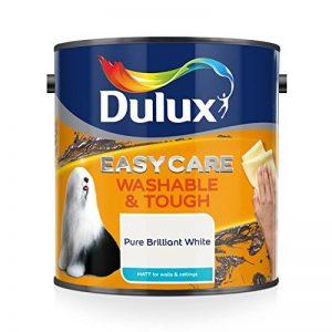 Dulux Peinture lavable facile d'entretien et résistant Mate–Pbw 2.5L de la marque Dulux image 0 produit