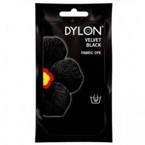 Dylon en velours Tissu Noir à la main Colorant 50g x 4 de la marque Dylon image 0 produit
