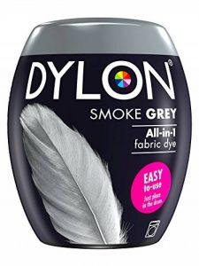 Dylon Teinture Textile pour Machine à Laver, Gris, 8.5 x 8.5 x 9.9 cm de la marque Dylon image 0 produit