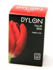 Dylon Teinture tissus en machine–Tulipe Rouge de la marque Dylon image 0 produit
