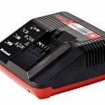 Einhell Souffleur sans fil GE-CL 18 Li E Kit (1x2,0Ah) Système Power X-Change (18 V, Autonomie 240 min, Variateur électronique) VERSION KIT LIVRE AVEC 1 BATTERIE 2.0 Ah ET 1 CHARGEUR de la marque Einhell image 1 produit
