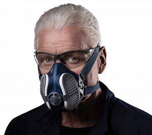 Elipse SPR501 GVS Masque Elipse avec filtres poussière P3 RD, Taille-Medium/Large, bleu de la marque GVS Filter Technology image 0 produit