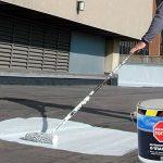 Etancheite toiture peinture résine anti infiltration tuile béton fissure membrane réparation ARCAFILM de la marque ARCANE-INDUSTRIES image 2 produit