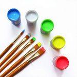 Eventlights Peinture Fluo - Peinture UV - Peinture Murale - Lumière Noire (500 ml, Blanc) de la marque EVENT LIGHTS image 3 produit